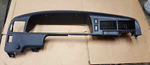 Toyota Pickup Truck 4runner Instrument Gauge Cluster Trim Bezel 89 95 Dash Blue