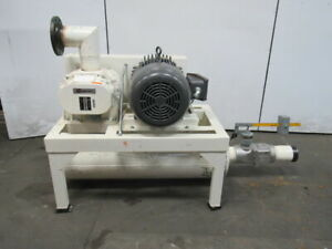 Gardner Denver Gafmcra 6mr 40hp Positive Displacement Blower Package