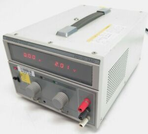Kenwood Pd110 3ad Regulated Dc Power Supply