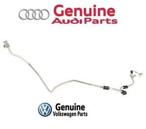 For Audi A3 Vw Eos Gti Jetta A c Hose Assembly Evaporator To Condenser Genuine