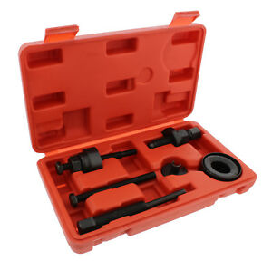 Abn Power Steering Pump Pulley Puller Remover Installer Tool Kit Removal For Gm