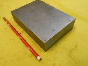 P20 Steel Bar Stock Mold Tool Die Shop Flat Bar 1 3 8 X 3 3 4 X 5 1 2 Oal