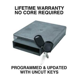 Engine Computer Programmed Updated With Keys 2003 Ranger B4000 3l5a 12a650 Acb