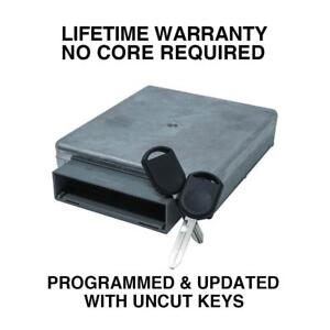 Engine Computer Programmed Updated With Keys 2003 Ranger B3000 3l5a 12a650 Nb
