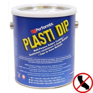 Performix 10107 Plasti Dip White 1 Gallon