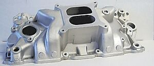 Renegade Intake Manifold 72021 Street Strip Series Dual Plane Aluminum For Sbc