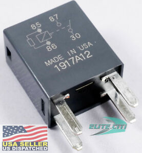Brand New Oem Gm 4 Pin Relay 13500114 High Power 4 Terminal Multi Use Relay 8385