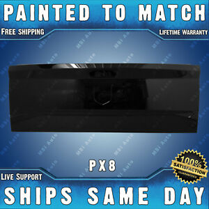 New painted Px8 Black Tailgate For 2010 2017 Ram Pickup Truck 1500 2500 3500