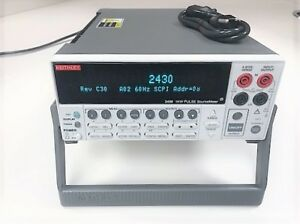 Keithley 2430 1kw Sourcemeter