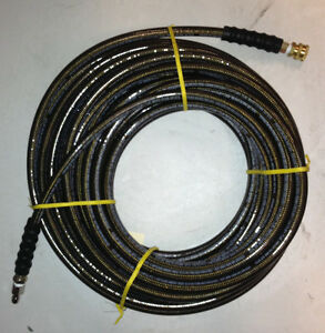 3 8 X 100 4500 Psi Polyurethane Pressure Washer Hose New Free Shipping