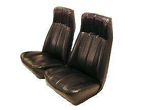 Chevy Blazer Seat Upholstery For Front Buckets Only 1973 1987 Made In Usa