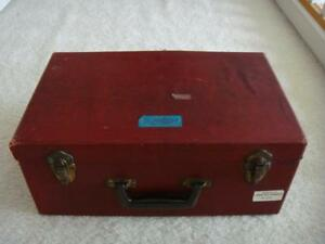 Vintage Hickok Model 6000a Tube Tester Micromho Working