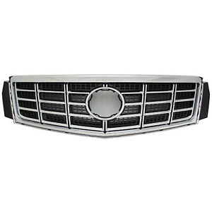 Replacement Grille For 13 17 Cadillac Xts Front Gm1200670