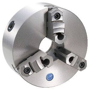 12 3 jaw Top Reversible Self Centering Plain Back Lathe Chuck 3900 3412