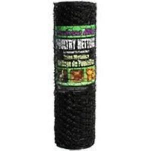 Jackson Wire 12012629 Vinyl Poultry Netting 1 X 48 X 50