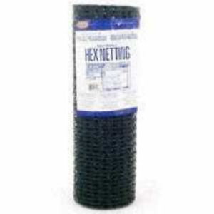 Jackson Wire 12014629 Vinyl Poultry Netting 1 X 48 X 150