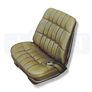 1968 Chevrolet Caprice Front Bucket Seat Covers Pui