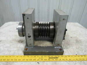 Cincinnati Milacron Cinturn Cnc Lathe Spindle Motor Jack Shaft Pulley Assembly