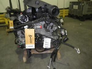 15 16 Canyon 3 6l Vin 3 Opt Lfx Complete Engine W 2wd Auto Transmission 1021118