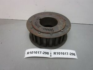 Browning Timing Pulley 22xhq200 Belt Width 2 22 Teeth Pitch Dia 6 127