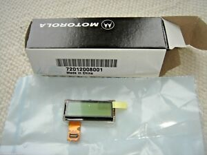 Motorola Apx7000 Apx6000 Replacement Top Lcd Display 72012008001 Free Shipping