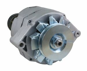 Alternator Fits Allis Chalmers Tractor 180 185 190 190xt 200 6 301 90048679