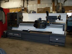 9642 Colchester 18 28 X 60 Toolroom Lathe