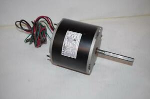 Ao Smith 1 4hp Ac Motor F48y32d75 208 230vac 60hz 1ph 850rpm 1 3amps