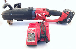 Milwaukee 2709 20 M18 19v Fuel Super Hawg 1 2 Right Angle Drill
