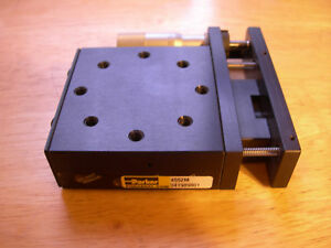 Parker Manual Slide Linear Stage 4552m New 4000 Series
