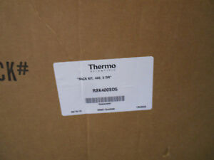 Thermo Scientific Rack Kit 400 5dr Rsk400sd5 For Ultra Low Temperature Freezers