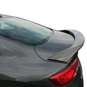 Painted Spoiler Deck Wing Pedestal Style For Chrysler 200 2015 2017