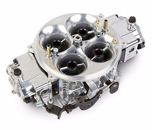 Holley 0 80908bk 1250cfm Factory Refurb Gen Iii Ultra Dominator 4bbl Race Carb