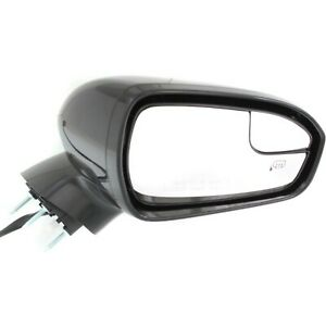 Kool Vue Power Mirror For 2013 2016 Ford Fusion Passenger Side Heated