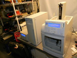 Dionex As50 Autosampler As50 Thermal Compartment Ad25 Absorbance Detector