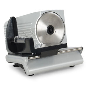 Meat Slicer 7 5 Blade Home Deli Food Slice Premium Quality Kitchen Countertop