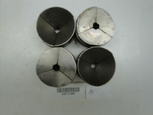 Hardinge S22 Collet Pad Set 1 2 Hex Smooth Good
