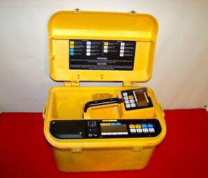 3m Dynatel 2220l Buried Cable Locator Four Frequencies Plus Power And Passive Lf