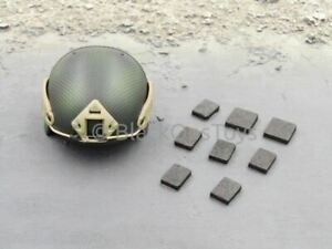 16 scale Dam Toys German KSK Assaulter A-Frame Ballistic Helmet wPadding