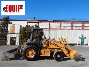 Case 570mxt Skip Wheel Loader Backhoe Skid Steer 4x4 Diesel