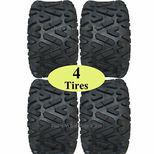 4 23x10 00 14 23x10 14 23 10 14 4x4 Mini Truck Tires Barrage Mud Terrain 4pr