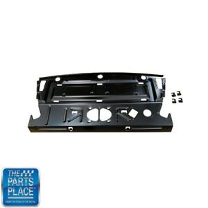 1966 67 Chevelle Hardtop 2 Door Complete Package Tray Panel