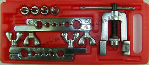 Ct93f Flaring Swaging Tool Kit English And Metric Od Soft Copper Tubing