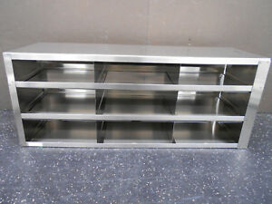 Labrepco Ufd 333 t1 Upright Freezer Rack W Drawers 7 Boxes 3 Deep 3 High