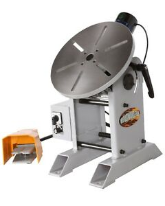 Woodward fab Weld Positioner Rotary Table 800 Pound Capacity Wfwp800