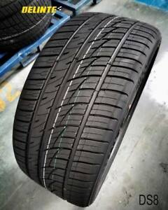 1 New 265 35 22 Delinte Ds8 Tires 35r22 R22 35r Performance All Season