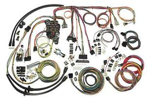 American Auto Wire 1947 1955 Chevy Truck Wiring Harness Kit 500467