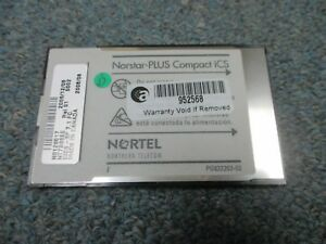 Nortel Norstar Compact Ics Cics Nt7b66ee Rel 7 1 S w Cabinet Software Flash Card