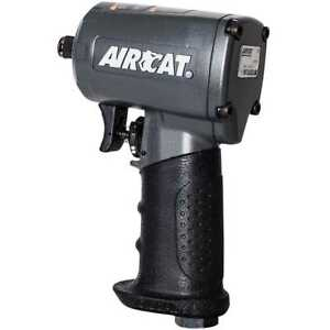 Aircat 1075 Th 3 8 Inch Compact Impact Wrench 400 Ft Lbs Maximum Torque
