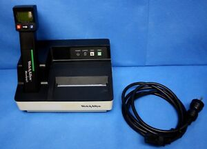 Welch Allyn 23640 Microtymp 2 Tympanometer 71170 Charger New Battery 4753
